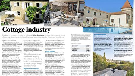 Expert Advice feature August 2015 issue 294