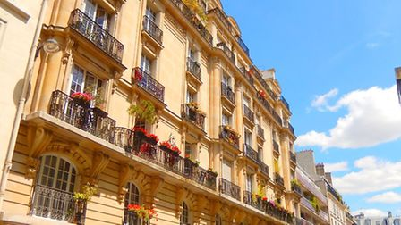 Who hasn't dreamed of owning a pad in Paris?
