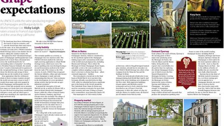 Location feature September issue