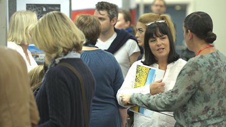 The exhibition brings together experts to offer advice to potential buyers