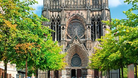 The Notre-Dame Cathedral in Reims © Fotolia