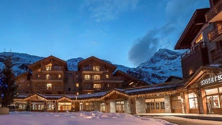 Residence Kalinda has a lift and large bedrooms and is situated right on the slopes of Tignes, a res