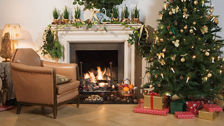 A festively decorated property will make it feel welcoming, homely and colourful to guests