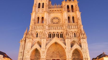 The Gothic cathedral in Amiens © Dreamstime