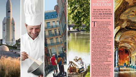 See the city of Toulouse from multiple perspectives with our expert feature