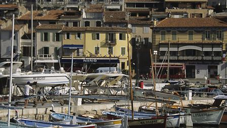 Cassis in Provence