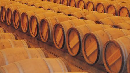 If you are lucky enough to be offered a tasting from barrel, give what is left in your glass back t