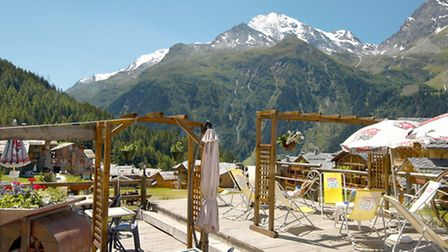 The mountains provide plenty of summertime entertainment, from walking and climbing to cycling and g