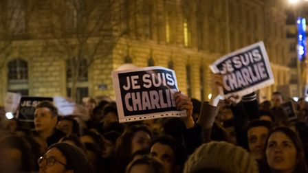 Je suis Charlie © Anky/ Shutterstock