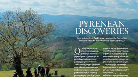 Our writer Paul Lamarra ventures into the Pyrenean countryside to learn more about Basque culture