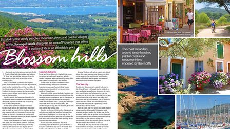 Location feature February issue 300