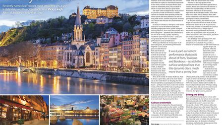 Location feature March issue 301
