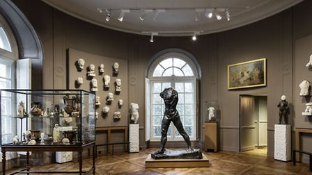 Previously unseen works on display in the recently restored Musée Rodin © Patrick Tourneboeuf
