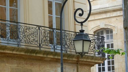 Property feature #4: wrought-iron balconies