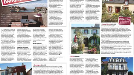 Expert advice May issue 303