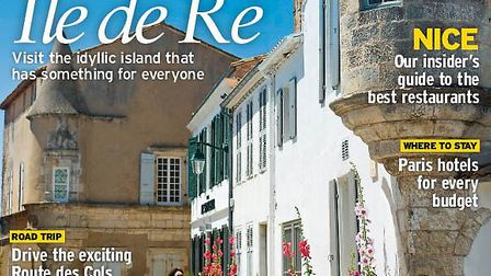 The May 2016 issue of FRANCE Magazine