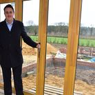 Ashley Morrison's business Lockertek has been so successful he's now moving out of the family home a