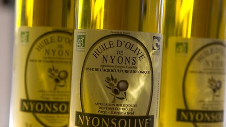 Olive oil from Nyons © Lionel Pascale