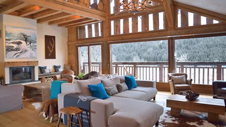Chalet Cannelle in the French Alps