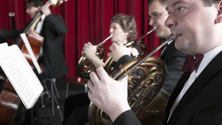 Members of one of the several orchestras in Nice © ThinkStock