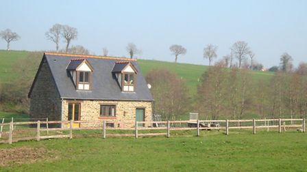 Equestrian properties with holiday accomodation bring in extra income