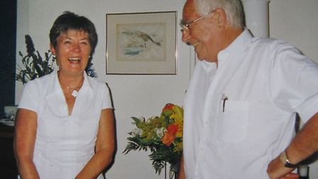 Jean and Roderick Duncan