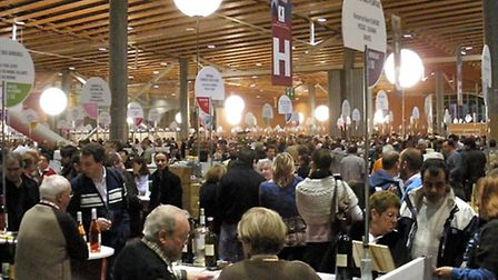The Independant Winegrowers' Fair in Lille