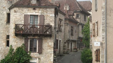 One of many beautiful properties in the popular Dordogne area