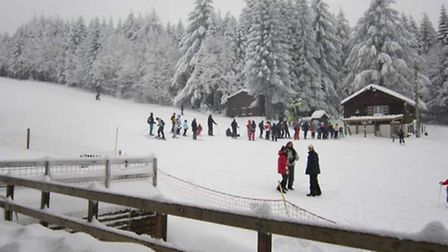 This ski station in France is for sale for ¬550,000