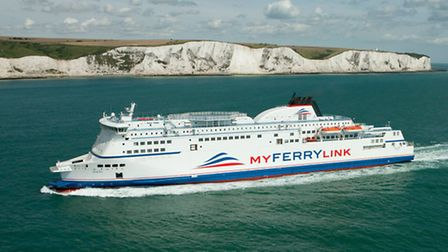 MyFerryLink will provide free travel across the channel