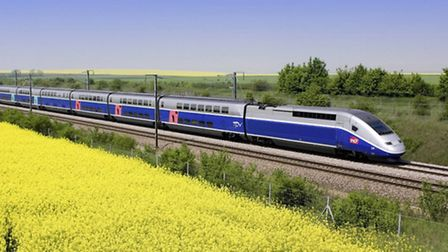 Discover France by high speed TGV