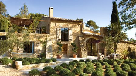 Domaine les Roulettes in Luberon, Provence