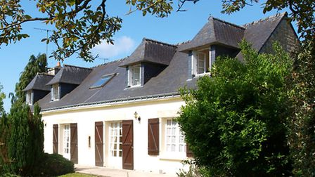 This longere in Brittany is for sale with Leggetts at ¬147,150