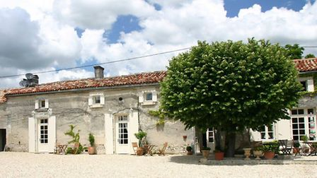 The bed and breakfast ©Logis du Paradis