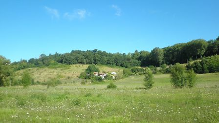 Properties with an abundance of open space are not hard to find in France if you know where to look