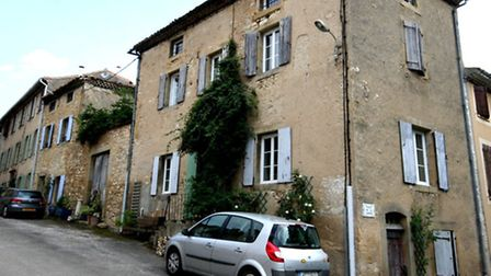 A street for sale in the village of Rivel, on the market in its totality for ¬600,000
