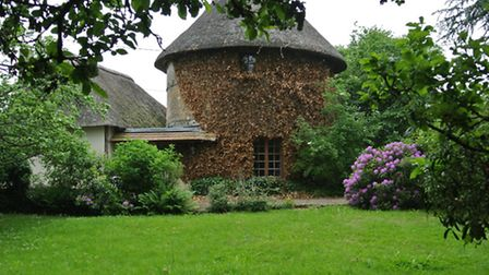 'The Pigeon House' in Normandy has two bedrooms and is on the market for 92,000 euros