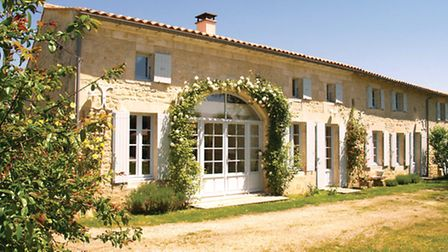 The outdoor life appeals at this Charente-Maritime property