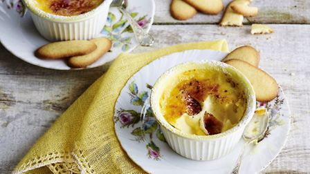 Crème brûlée is surprisingly easy to make at home