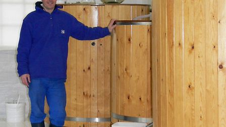 Bob Worboys runs a brewery in the Pays Basque