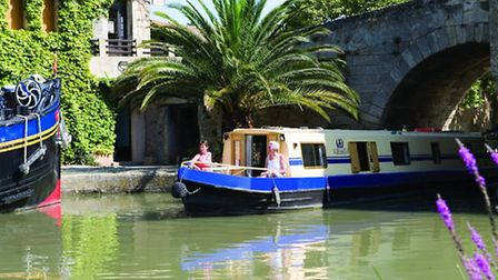 An example of a narrow boat