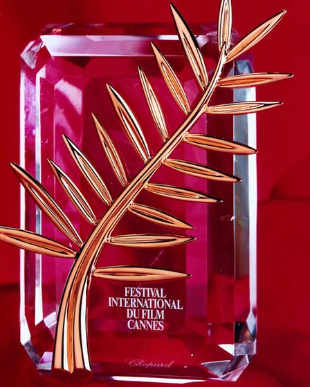 The Palme d'Or prize