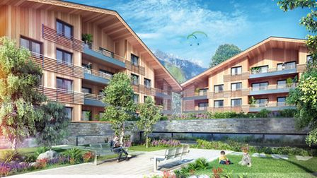 Available to buy on a leaseback basis are apartments ranging in size from one-bedroom to four-bedroo