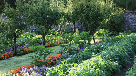 The gardens offer plenty of inspiration for your own garden © Georges Lévéque