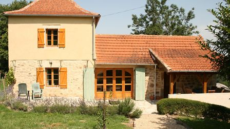 Featured on 'Escape to the Continent', this restored house is on the market for 249,000 euros