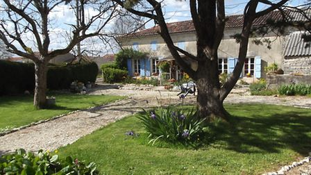 Sue and Andy have restored this beautiful farm cottage themselves