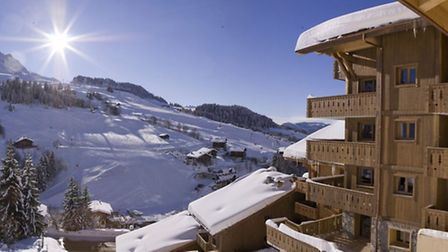 Bright outlook: a great season on the slopes will be reflected by a boost in the sale of ski propert