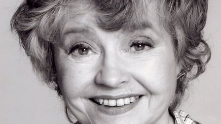 Actress Prunella Scales