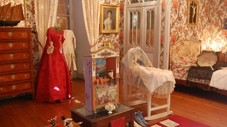 Château du Bosc is filled with items from Toulouse-Lautrec's childhood