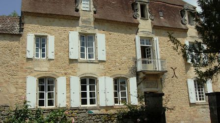 17th-century townhouse in St-Cyprien, 498,200 euros
